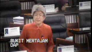 Chong Eng debate on Income Tax (3 of 3) - Malaysia News