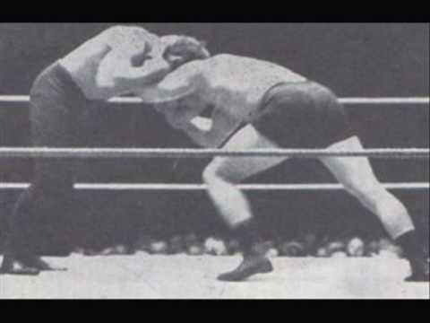 1911 Frank Gotch .vs. George Hackenschmidt