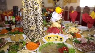 Свадьба Рустама и Патрины. Луганск-Волгоград  (1 День)