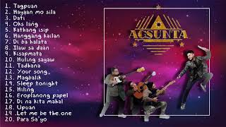 Agsunta Cover Songs Playlist 2019 - Best Agsunta OPM Songs 2019
