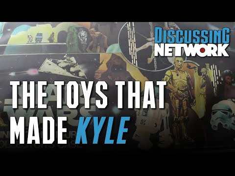 The Toys That Made Kyle | Star Wars | Uncanny X-Men | Discussing Comics | Discussing Network