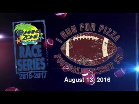 I Run for Pizza Football Kickoff 5K 2016