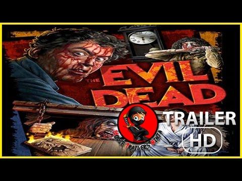 The Evil Dead   HD  Bruce Campbell Ellen Sandweiss 1981