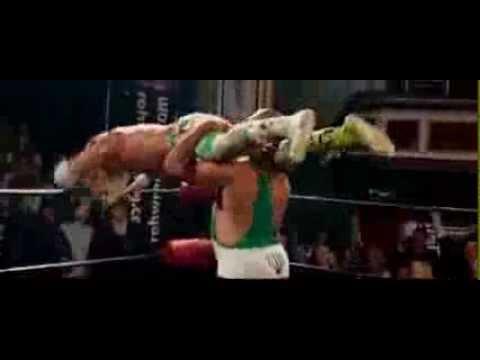 THE WRESTLER The Ram vs  Ayatolah full fight