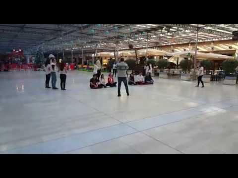 PROVA GENERALE DELLO SPETTACOLO 'MAGA LIS DANCE' (il Linguaggio dei Segni)