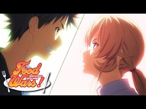 Food Wars! Shokugeki no Soma OPENING 1   Kibō no Uta (HD)