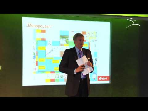2014 Dr Eric Depluet: The lean journey of a Hungarian utility company