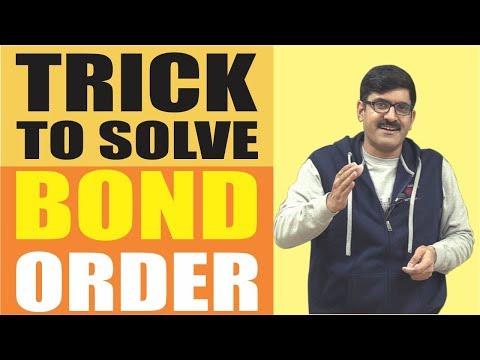 Tricks to solve Bond Order by Er. Dushyant Kumar(B.Tech IIT-Roorkee)