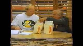 Video old hardees double cheeseburger commercial download MP3, 3GP, MP4, WEBM, AVI, FLV Oktober 2018
