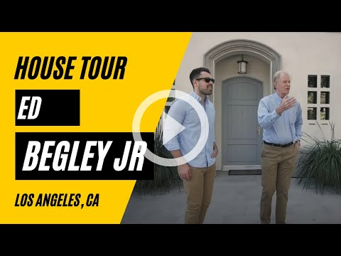 Ed Begley Jr. Los Angeles House Tour 2019