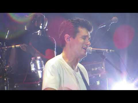"John Mayer ""Waiting On The Day"" Live at Wells Fargo Center"