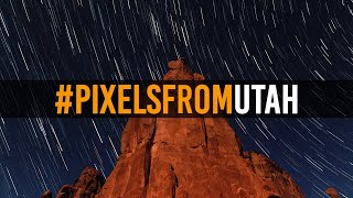 #PixelsFromUtah - A Cinematic Travel Film
