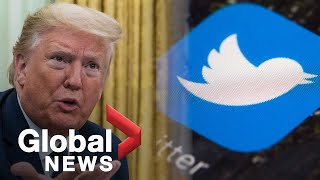 U.S. President Trump signs executive order on social media following spat with Twitter | FULL
