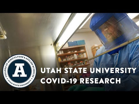 USU Institute for Antiviral Research - COVID-19