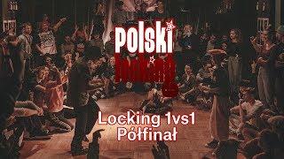 Cinkowy vs Shiney - Polski Locking 1vs1 zaawansowani Półfinał