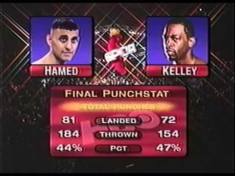 Prince Naseem Hamed Vs Kevin Kelley Full Fight 1997 HBO Broadcast