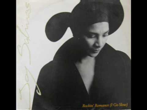 Joy Salinas - Rockin' Romance