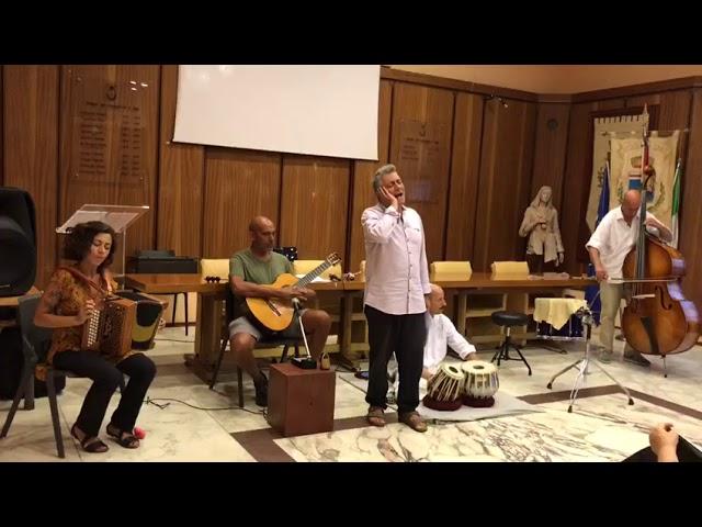 Sta arrivannu l'amuri - Biagio Guerrera e Pocket Poetry Orchestra