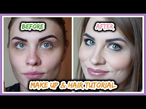 КЛУБНЫЙ МАКИЯЖ | FULL GLAM | KARAOKE PROOF MAKE UP