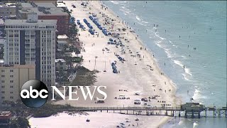 Former Florida governor addresses Miami Beach closings, federal response