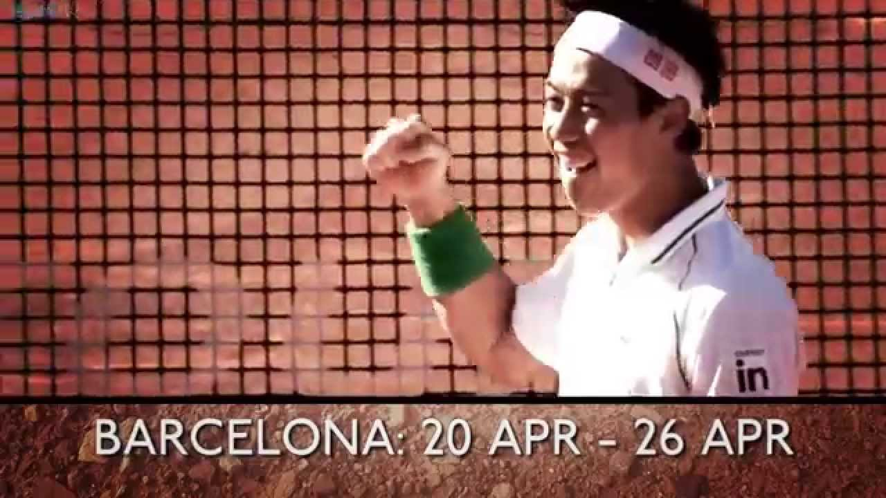 ATP Clay Court Season Preview - YouTube