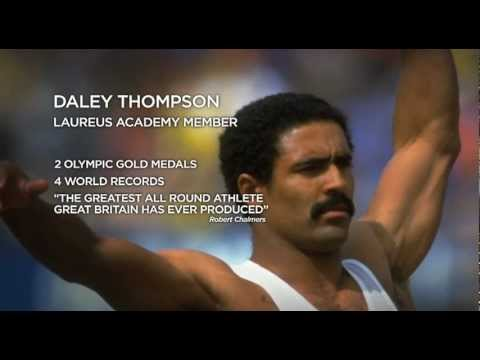 Academy Member Daley Thompson