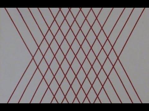 diy:-diagonaly-striped-diamonds-wall-art-{madebyfate}-#96