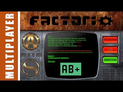 Factorio ABPlus Multiplayer Let's Play Part 23