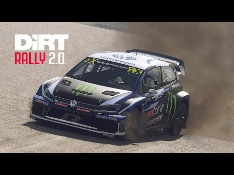 RX Vw Polo R Estering Germany ''DiRT Rally 2.0''