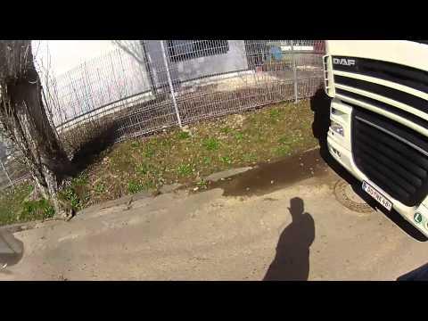 66.Kamionsofőr betanítás.A kamion átvétele. 1.rész.