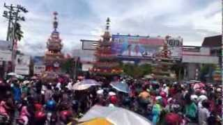 Indonesia Kaya Rasa - Kemeriahan Arak Gedang Festival Tabot Bengkulu 2013