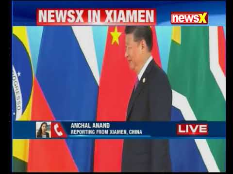 Modi in China: PM Modi at International Conference Center
