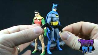 Toy Spot - DC Direct: The Classic Silver age Batman and Robin the Boy Wonder Two pack