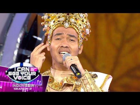 Ayu Tingting Gagal Duet Dengan Shaheer ber-Suara Emas! - I Can See Your Voice (24/4)