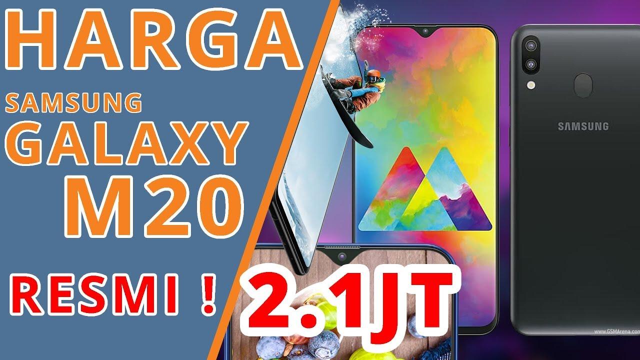 RESMI Samsung Galaxy M20 - Harga dan Spesifikasi Indonesia ...