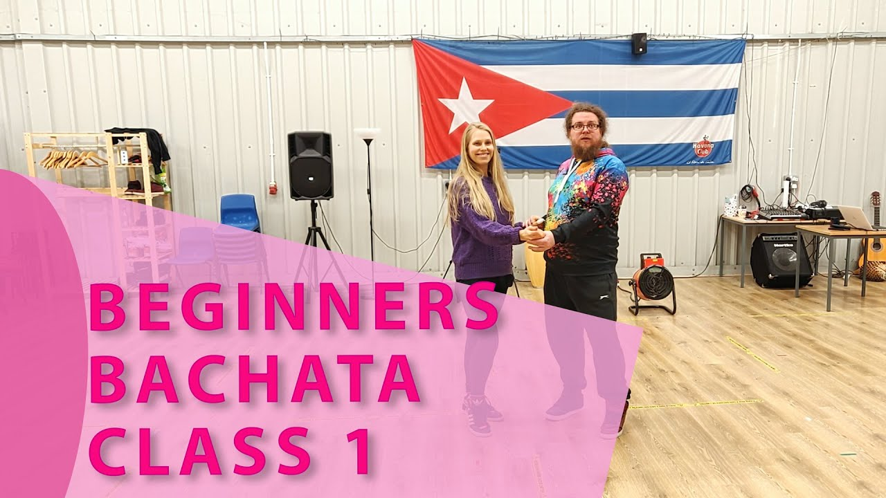 Bachata for Beginners - Basics in open position (Class 1)