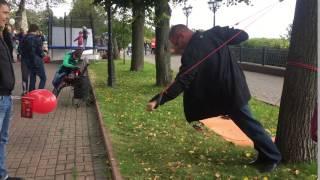 Тренажер Долинова Похудей На улице