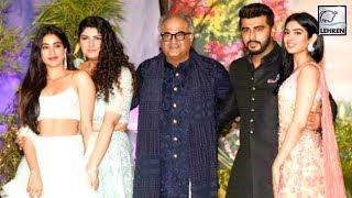 Boney Kapoor: Arjun, Janhvi, Anshula, Khushi Are My Blood And Had To Come Together   LehrenTV