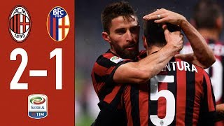 AC Milan win with a pair of Jacks: it's 2-1 v Bologna