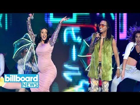 Billboard Latin Music Awards Highlights: Jennifer Lopez, Cardi B, Nicky Jam & More! | Billboard News