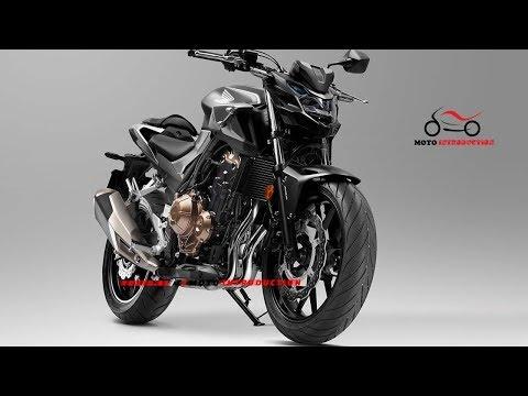 New Honda CB500F 2019 Debuts At EICMA 2018 | 2019 Honda CB500F First Look