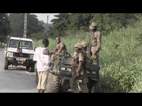 Rebel leader names himself president of Central African Republic