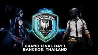 [DOTA2] BOOM.ID VS Team YG (BO3) -  ACER PREDATOR LEAGUE BANGKOK DAY 2