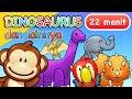 Lagu Anak Anak | Dinosaurus dan lainnya