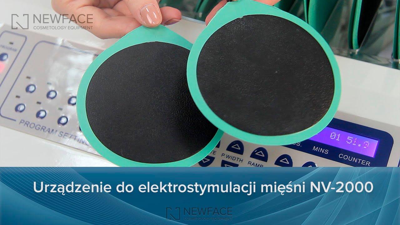 Aparat do elektrostymulacji NV-2000