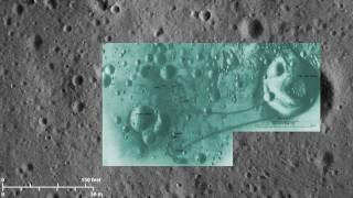 Ultra Close Up Views of the Apollo 11 Landing Site - GoneToPlaid