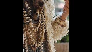 видео Бохо стиль своими руками для полных: выкройки юбки, платьев, сарафанов, туники, брюк, блузы, кардигана