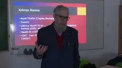 """Vaba Akadeemia loeng 01.04.2019: Mihhail Lotman """"Kolmas Rooma"""""""