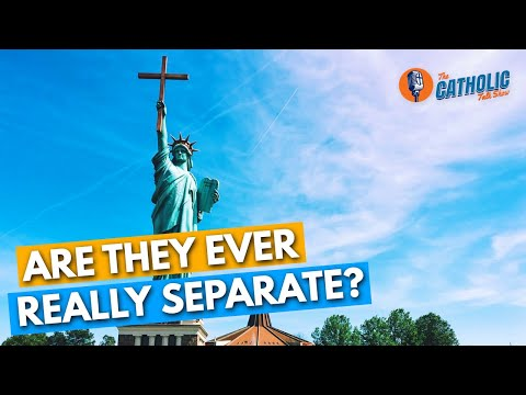 What Does Separation of Church & State Really Mean?