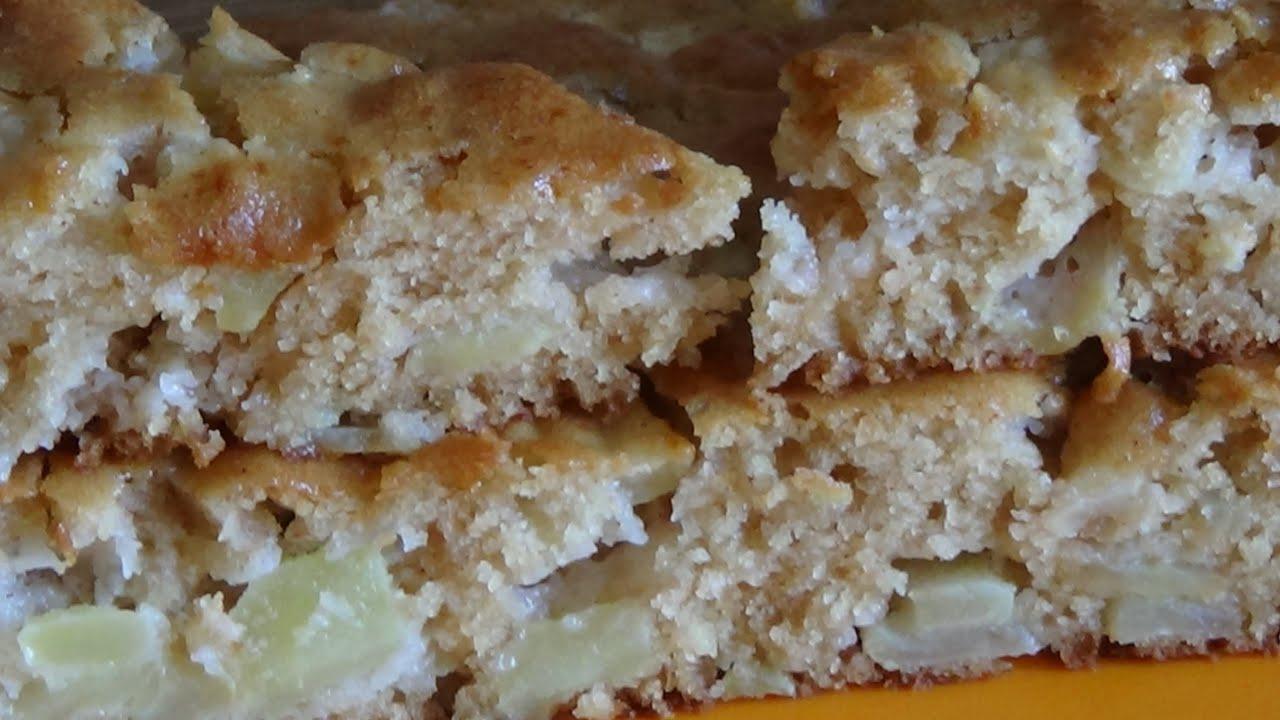 шарлотка с кефиром с яблоками рецепт с фото пошагово самый воздушный
